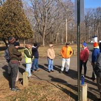 Group at Fort Hale Park