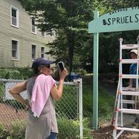 Volunteer at Shepard street