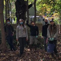 YSE volunteers Oct 17